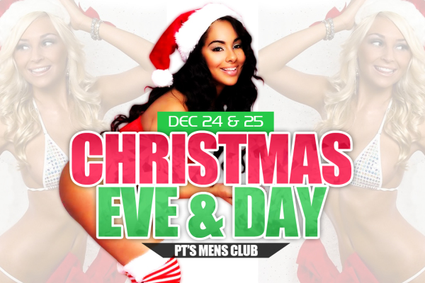 OPEN XMAS EVE & 2PM CHRISTMAS DAY
