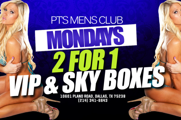 Monday 2for1 Vip & Skyboxes
