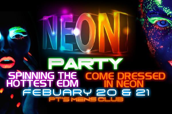 NEON PARTY-FEB 20&21