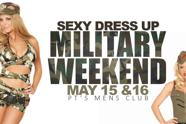 Military Weekend May 15-16