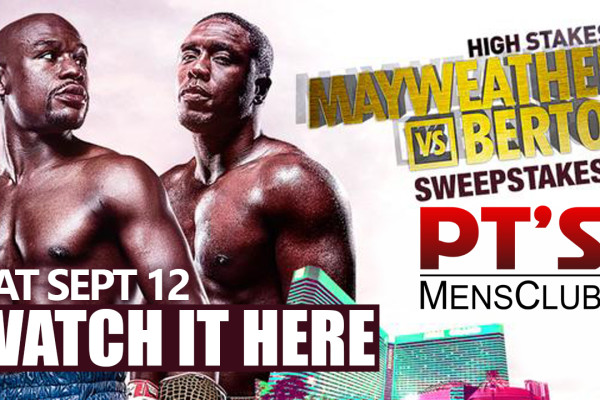 Mayweather vs Berto Sept.12