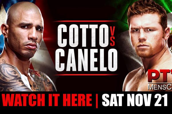 Canelo vs Coto Nov.21 9pm