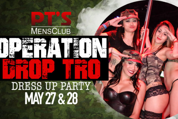 OPERATION DROP TROUT DRESS-UP PARTY WEEKEND
