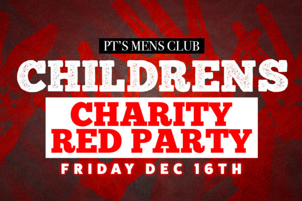 Red Party Childrens Charity Event
